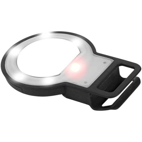 Reflekt LED mirror and flashlight for smartphones